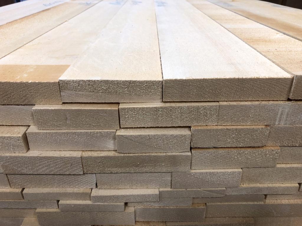 Swiss Tonewood European Spruce Quarter Sawn Planks.