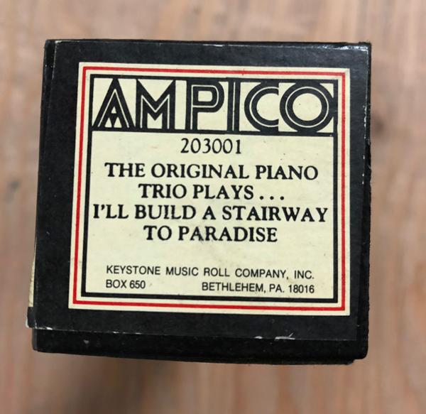 The Original Piano Trio