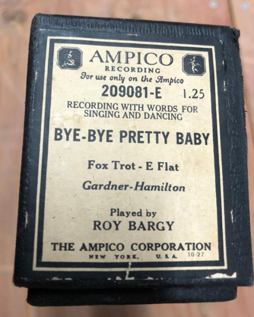 Bye Bye Pretty Baby