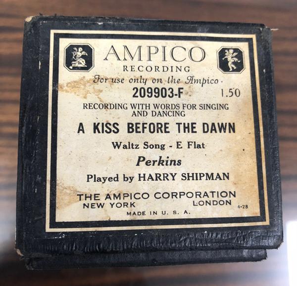 A Kiss Before the Dawn